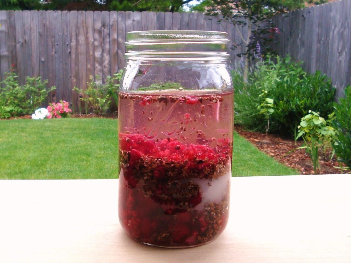 Ликеры из малины в домашних условиях рецепты на водке