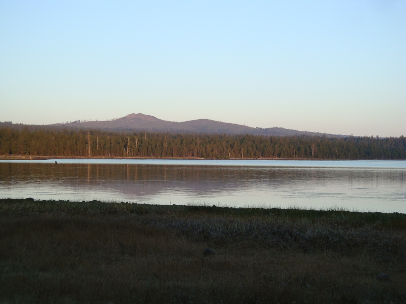 Thompson  Reservoir