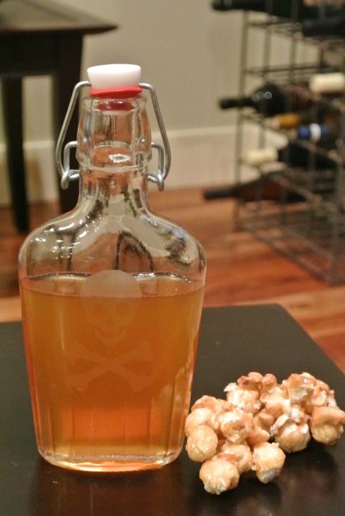 Caramel Corn Liqueur