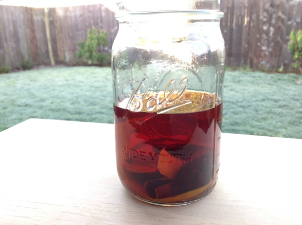 Winter Spice Bourbon